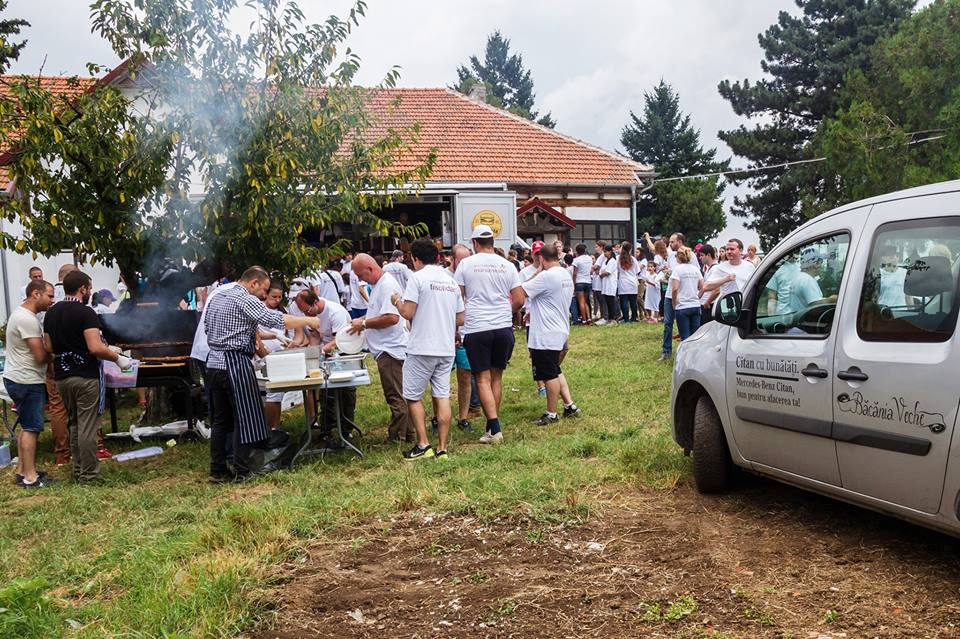Bacania Veche la evenimentul Globalworth - 29 iunie 2016