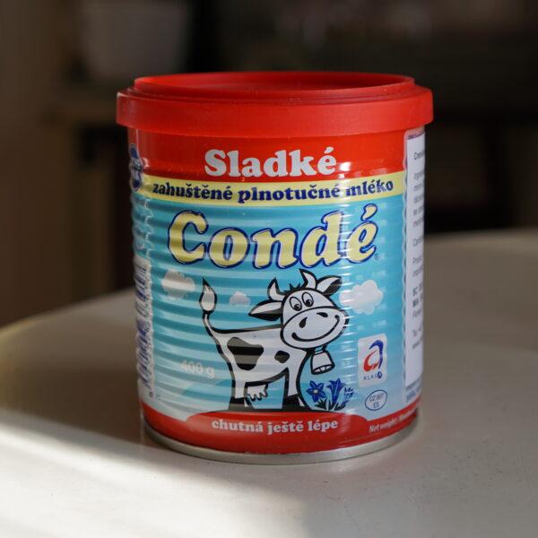 crema de lapte condensat