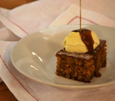 toffee sticky pudding