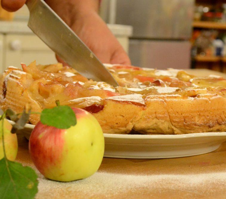Tarta cu mere