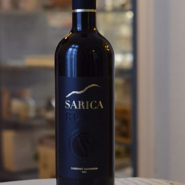 sarica black label cabernet