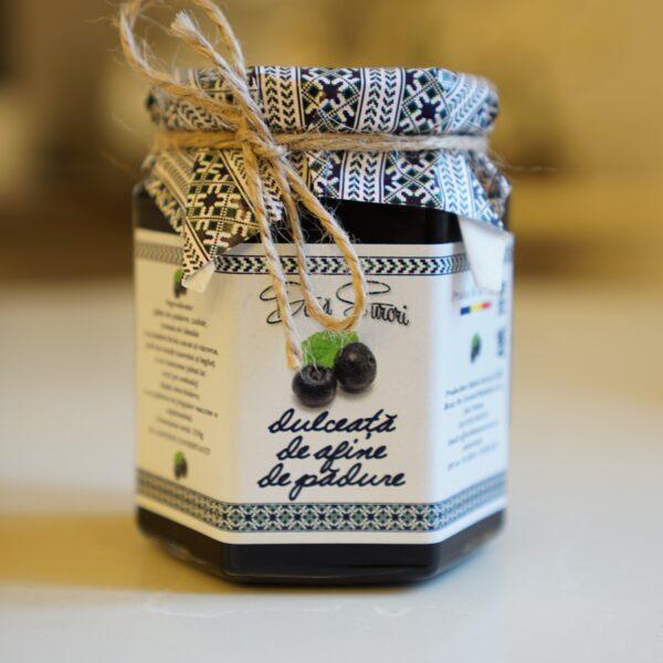 dulceata de afine de padure doua surori
