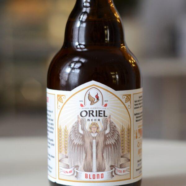 Oriel Blond