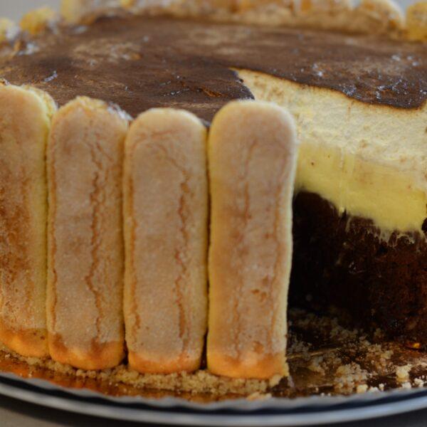 Tort Mascota Bacania Veche